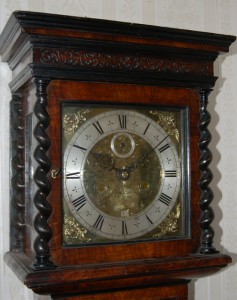Outstanding Thomas Tompion clock C1680