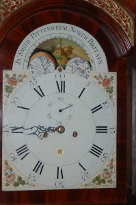 John Smith Pittenweem Antique Clock