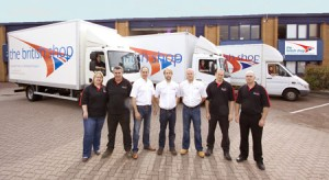The British Shop Team