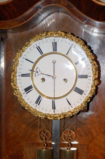 Fine two piece porcelain dial