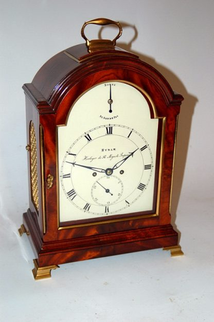 Stunning C1800 Hynam bracket clock