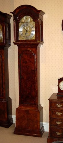 Snelling grandfather clock