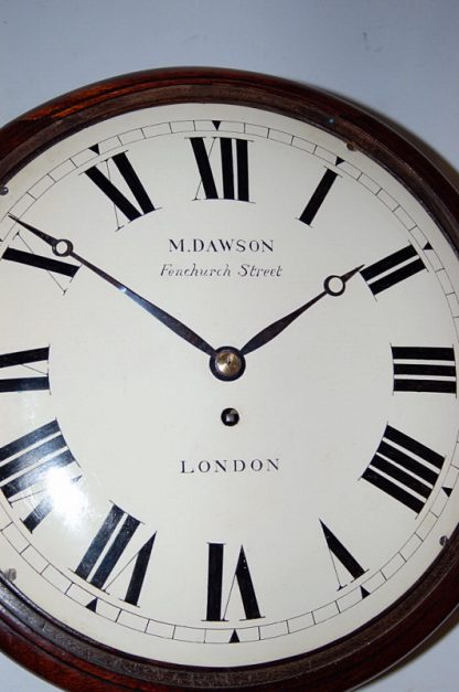 Dwason fusee dial clock