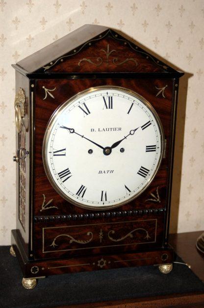 Lautier Bracket Clock